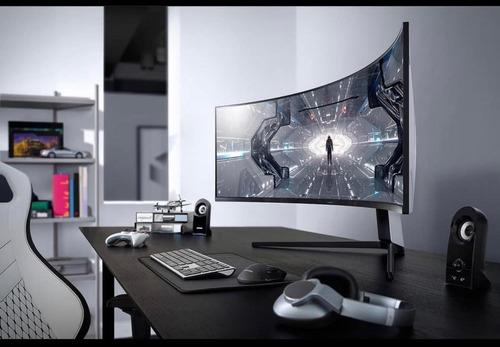 Imagen 1 de 6 de Samsung 49-inch Odyssey G9 Gaming Monitor