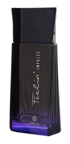 Perfume Feelin Impulse 100ml Masculino Ou Feminino Escolha