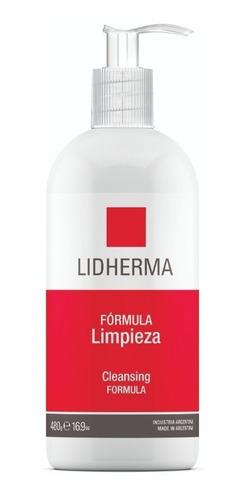 Lidherma Emulsion De Limpieza 500gr