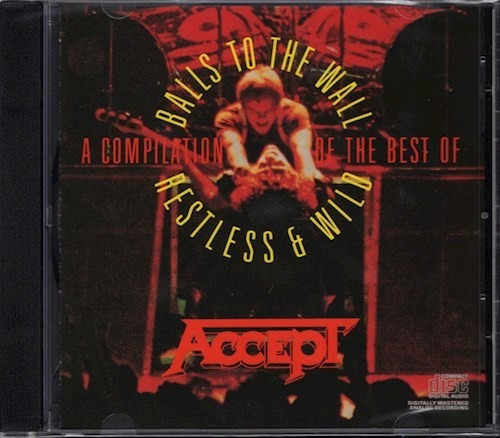 Compilation - Accept (cd)