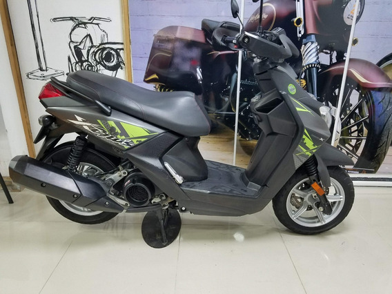 Yamaha Bws Fi 2018