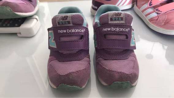 Zapatillas New Balance Talle 25