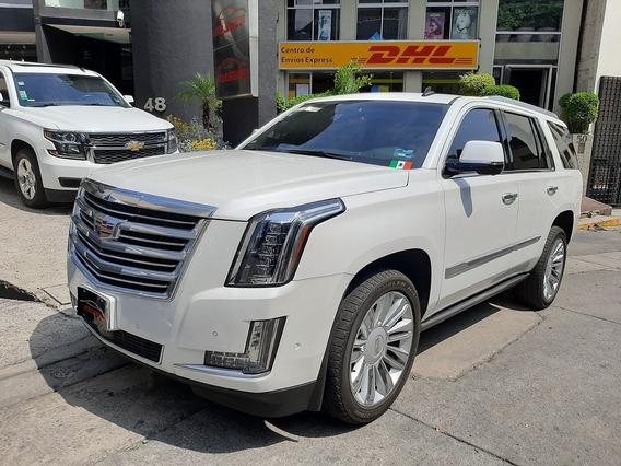 Cadillac Escalade Platinum Aut