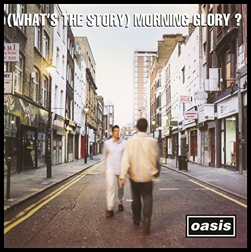 Oasis (whats The Story) Morning Glory Cd Us Import