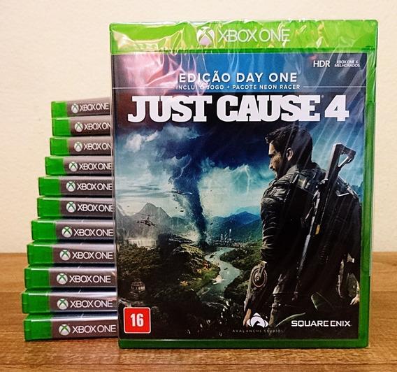 Just Cause 4 Xbox One Edição Day One Cd Mídia Física