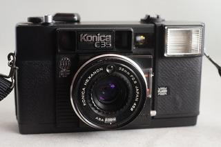 Camara Konica C35 Compacta Alta Gama 35mm
