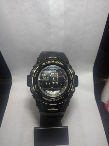 Relógio Casio G Shoch G7710 Com Defeito.