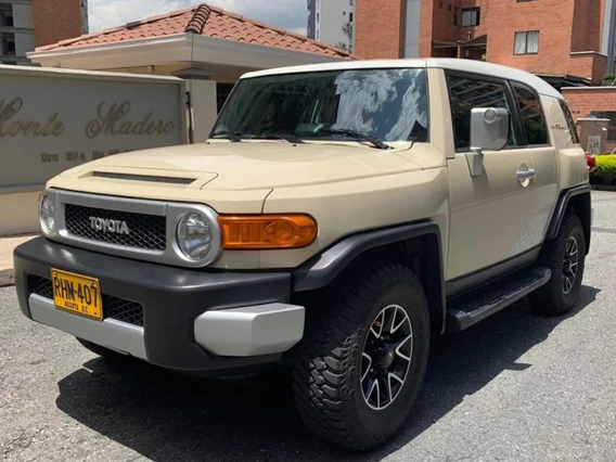 Toyota Fj Cruiser, Solo 32 Mil Kilometros