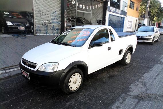 Chevrolet Montana Conquest 1.4 8v Flex 2008/2008 Direção+ar