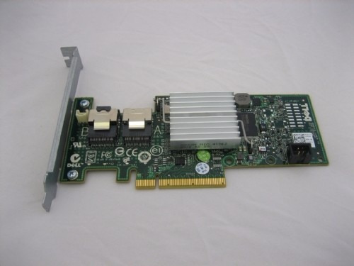 Dell T610 T710 R210 Perc H200 2.0 P/ Hd 4tb 0u039m 047mcv