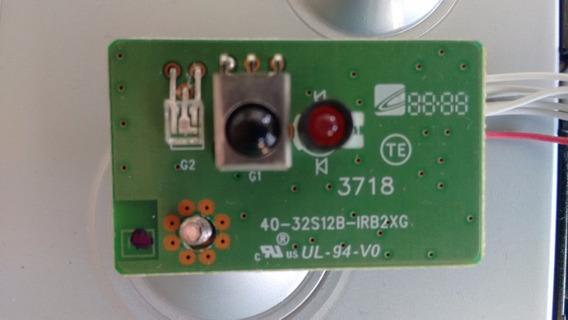 Placa Sensor Ir Philco Tvph32leda2 V.a