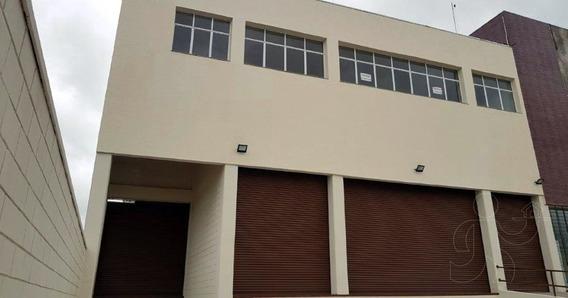 Galpão Para Venda/locação Vargem Grande Paulista Sp - 283