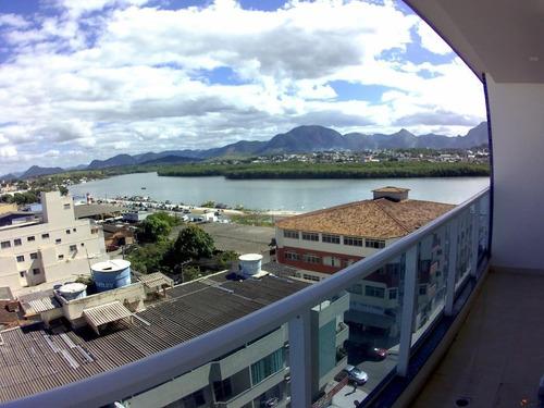 Apartamento À Venda, 56 M² Por R$ 329.000,00 - Centro - Guarapari/es - Ap3242