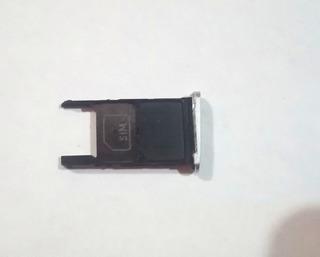 Bandeja Porta Sim Y Sd De Motorola Z Play Droid