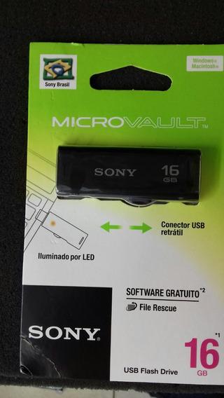 Pem Drive De 16 Gb Sony