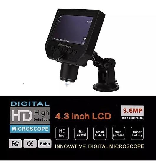 Microscópio Tela Lcd Digital Portátil 1-600x