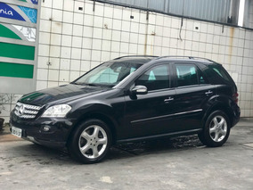 Mercedes-benz Classe Ml 500 V8 - 2008 - 45.000kms - Blindado