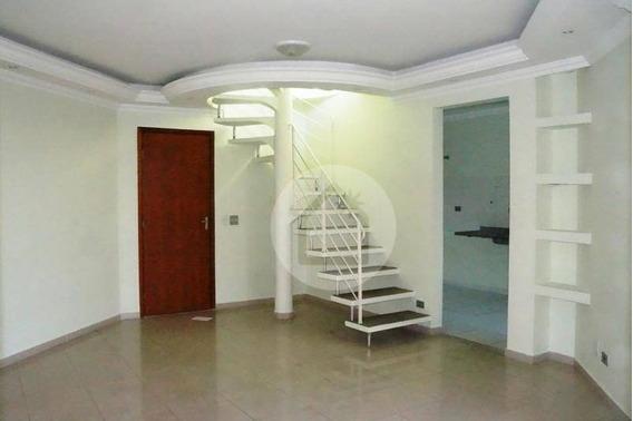 Cobertura Com 2 Dormitórios À Venda, 144 M² Por R$ 500.000,00 - Jardim Maria Rosa - Taboão Da Serra/sp - Co0014
