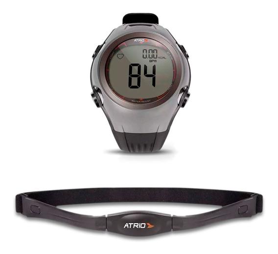 Relógio Monitor Cardíaco Com Cinta Multilaser Touch Atrio