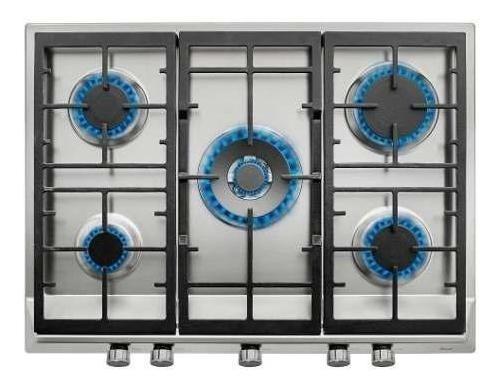 Encimera Gas Licuado 5 Platos Ex 70.1. Teka