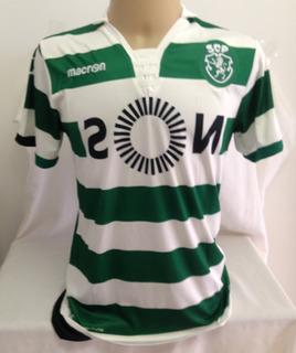 Camisa Sporting Lisboa #8 B.fernandes - Tamanho M