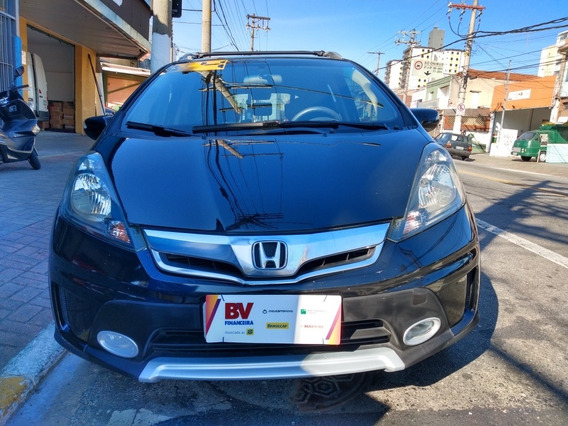 Honda Fit 2014 Twist - Esquina Automoveis