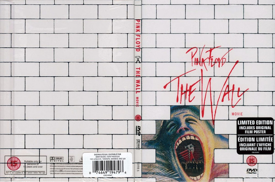 Pink Floyd - The Wall Dvd - S