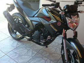 Yamaha Fazer 250 Limited Edition 2014 Unico Dono-manual