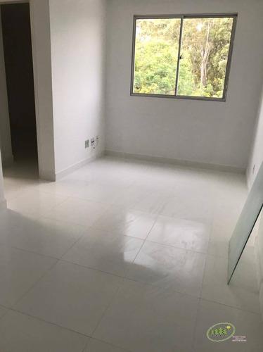 Apartamento No Condomínio Campo Giallo - 503