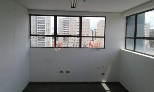 Sala Comercial  Para Locação No Bairro Rudge Ramos Em São Bernardo Do Campo - 3796