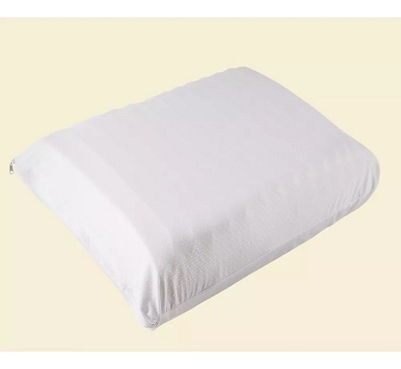 Travesseiro No Allergy Flutuante Suporte Médio Fibrasca - Wc