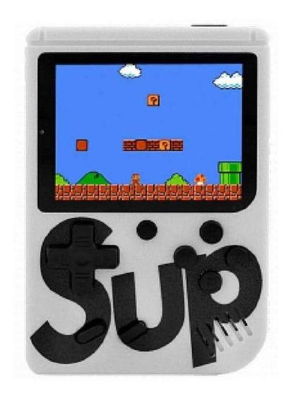 Vídeo Game Portátil 400 Jogos Internos Mini Game Super + Nf