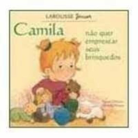Camila Nao Quer Emprestar Seus Brinquedos