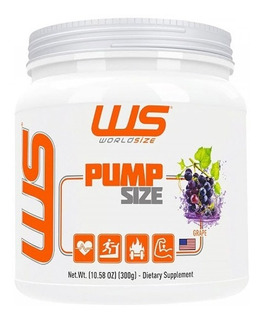 Pump Size 300g - Worldsize