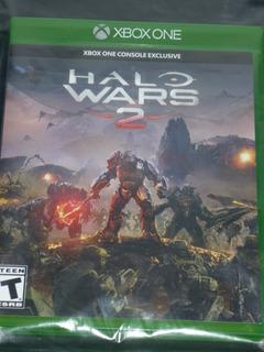 Halo Wars 2 Xbox One Original Nuevo Sellado Por Banda