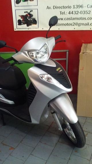Scooter Mondial Md 125k 2014 0 Cero Km Moto Automatico