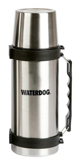Termo Acero Inoxidable 1 Litro Waterdog 1000cc Orig Cebador