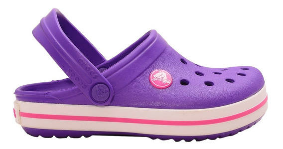 Zuecos Crocs Crocband Kids-c-10998527- Open Sports