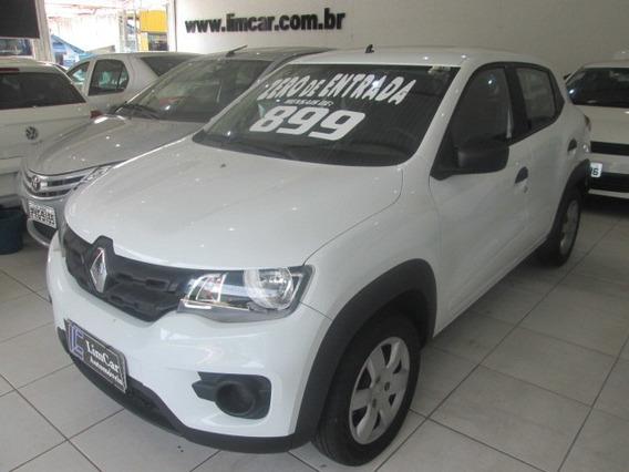 Renault Kwid Ano 2018 Zero De Entrada Trabalhe No Uber
