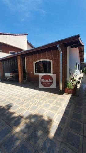 Casa À Venda, 166 M² Por R$ 560.000,00 - Vila Tesouro - São José Dos Campos/sp - Ca4643