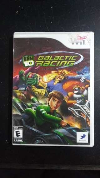Ben 10: Galactic Racing Wii