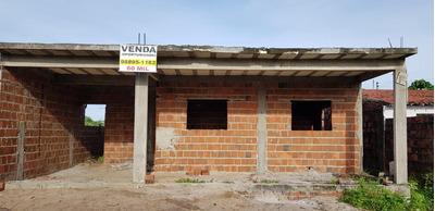 Incrível Oportunidade De Casa Em Constrição Em Ponta Lucena