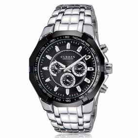 Relógio Curren Fashion Casual Watch