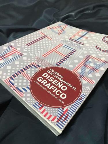 100 Ideas Que Cambiaron El Diseño Gráfico Editorial Blume Mercado Libre
