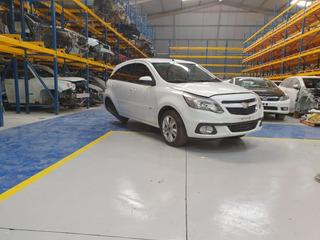 Câmbio Motor Airbag Peças Agile Ltz 1.4 Easytronic #sucata#