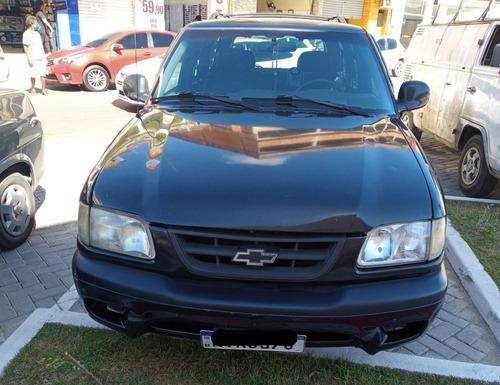 Chevrolet Blazer 2000 4.3 V6 Executive 5p Manual