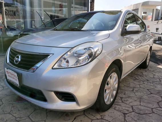 Nissan Versa 2014 4p Sense L4/1.6 Aut