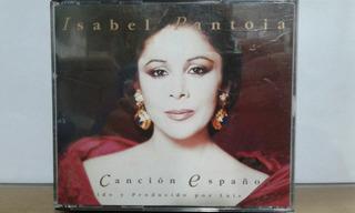 Isabel Pantoja. Canción Española Cd Original Usado P71 Qq8