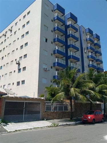 Imagem 1 de 26 de Apartamento, 1 Dorms Com 40 M² - Campo Da Aviacao - Praia Grande - Ref.: Gim6023282 - Gim6023282