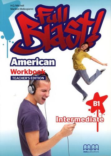 American Full Blast - Intermediate - B1 - Tch's Wbk - H.q.,